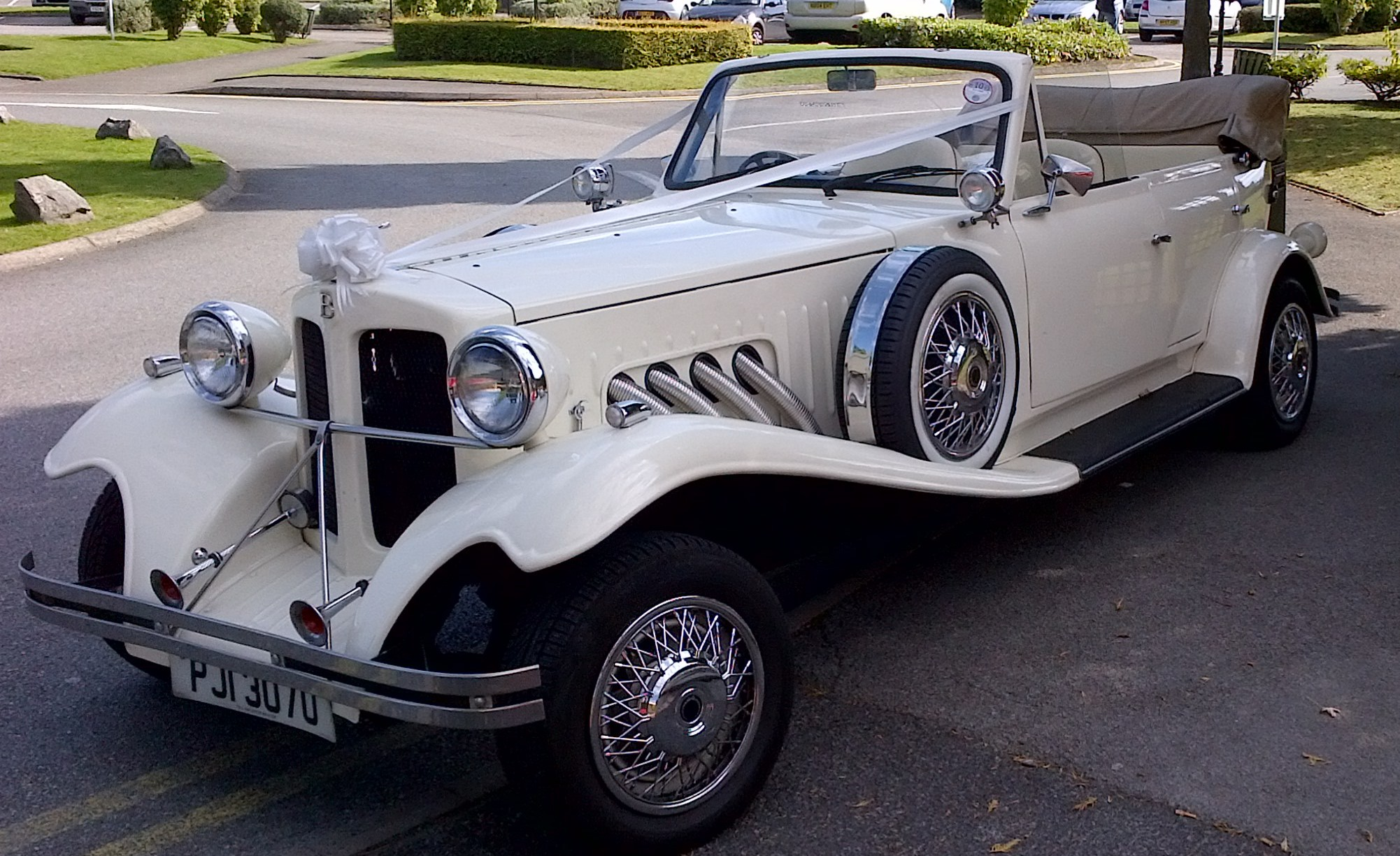 Beauford | Century Cars